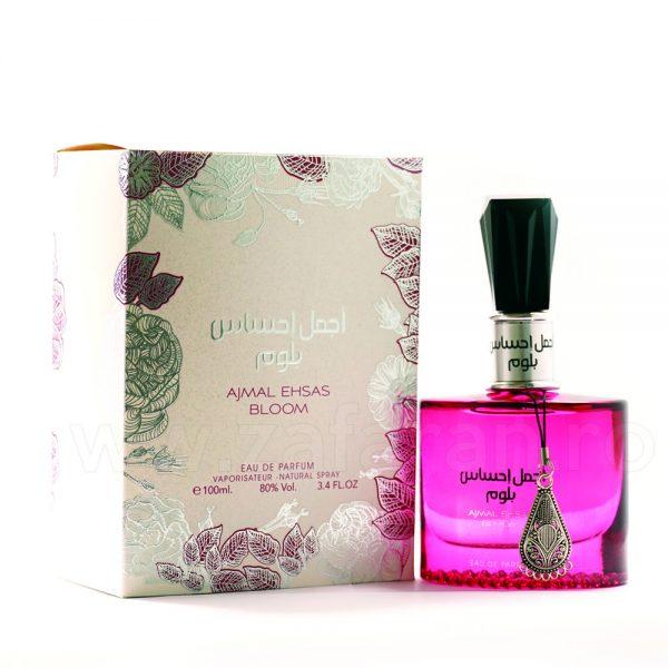 ajmal ehsas bloom sticla plus parfum arbesc