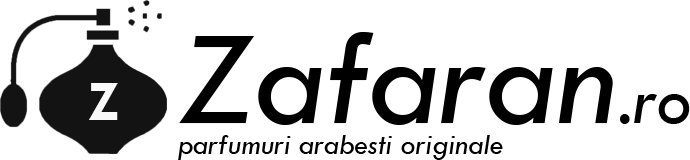 logo zafaran.ro parfumuri arabesti originale