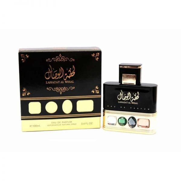 parfum arabesc lahazat al wesal