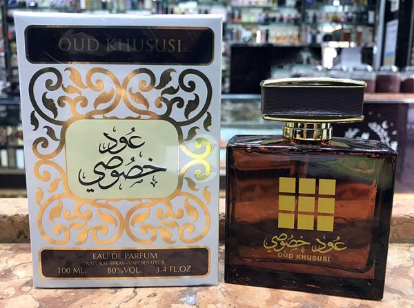 apa de parfum arabesc oud khususi