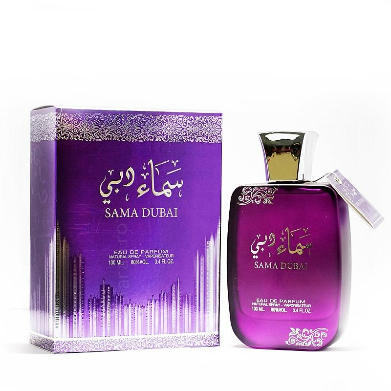 Parfum Arabesc Sama Dubai Parfumuri Arabesti Originale