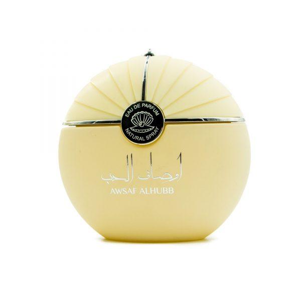 sticla parfum arabesc iawsaf alhubb 100 ml