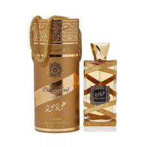 oud mood elixir apa de parfum arabesc lattafa