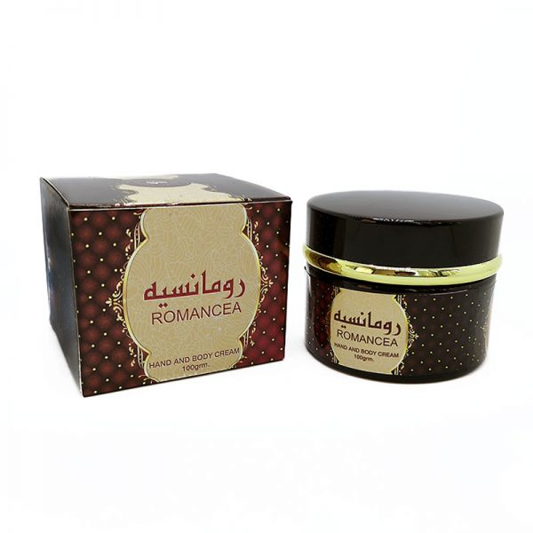 crema arabeasca romancea