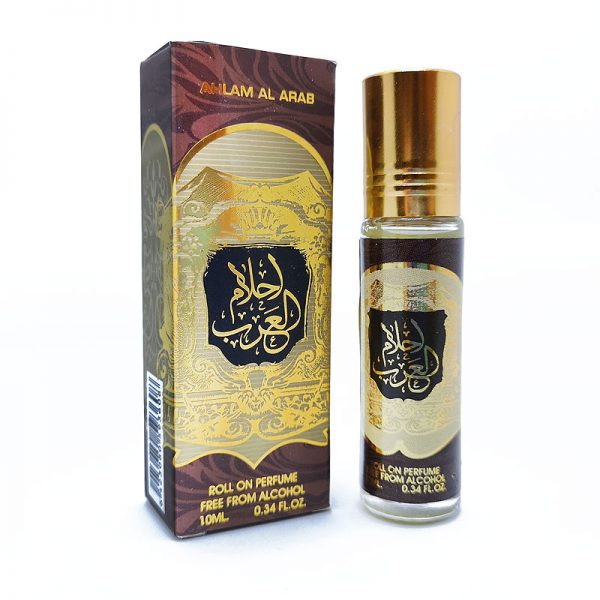ulei parfumat roll on 10ml ahlam al arab