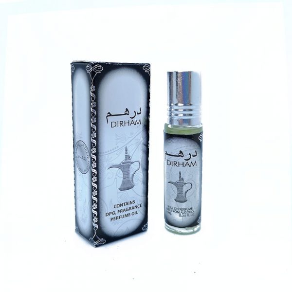 ulei parfumat ulei de parfum roll on dirham 10 ml