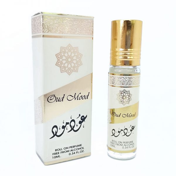 ulei parfum Oud Mood ulei parfumat roll on 10 ml