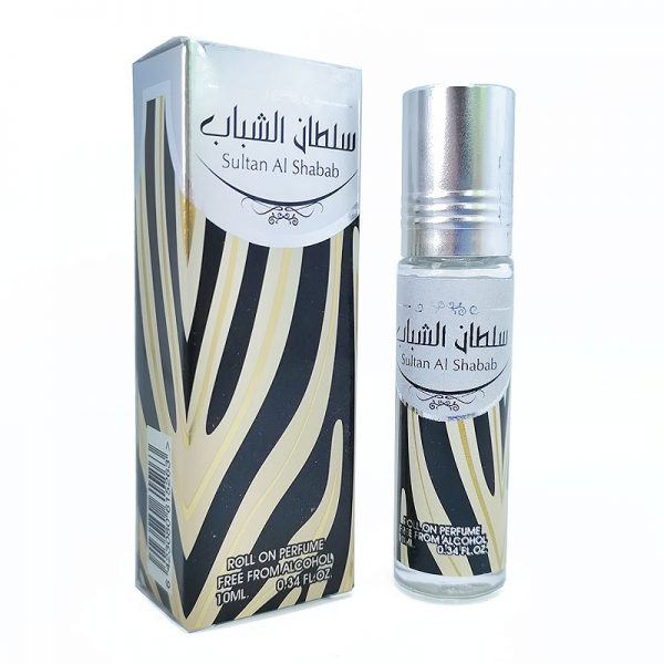 sultan al shabab ulei parfumat roll on 10ml