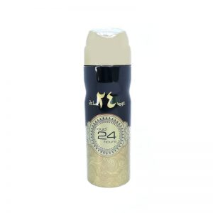 deodorant spray arabesc oud 24 hours
