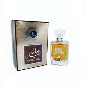 parfum arabesc malik al lail sticla si cutie