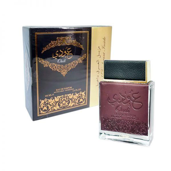 parfum arabesc oudi + deodorant
