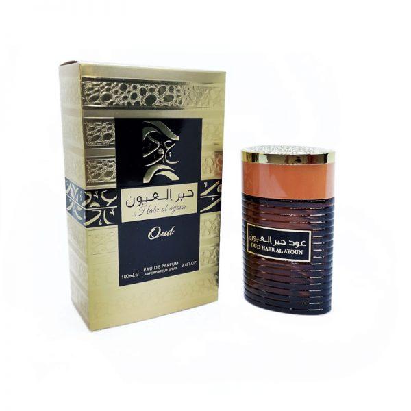 parfum arabesc habr al ayoun oud