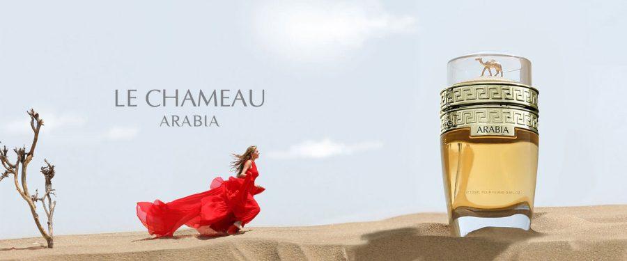 Parfum arabesc Arabia Dama de la EMper LE Chameau