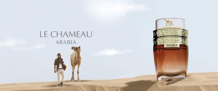 Arabia Man emper parfum arabesc le chameau