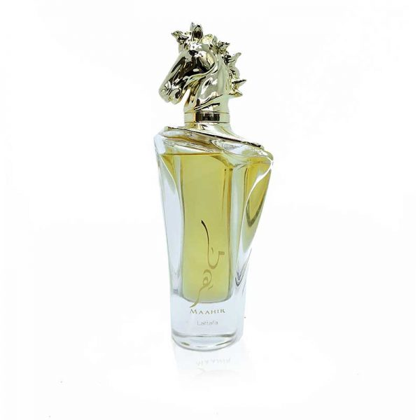 maahir lattafa parfum arabesc original