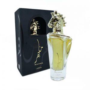 maahir parfum arabesc lattafa apa de parfum 100ml