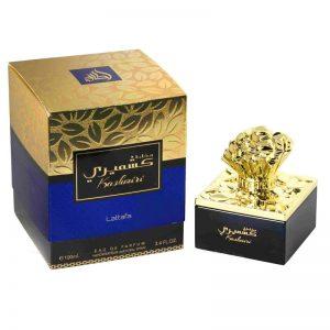 lattafa mukhallat kashmiri parfum arabesc