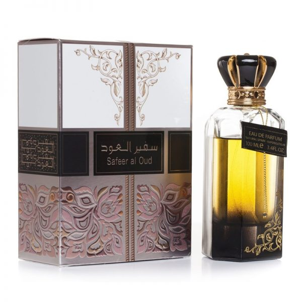 parfum arabesc safeer al oud ard al zaafaran