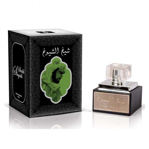 parfum arabesc sheikh al shuyukh lattafa