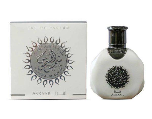 parfum arabesc shams al shamoos asraar 35 ml lattafa