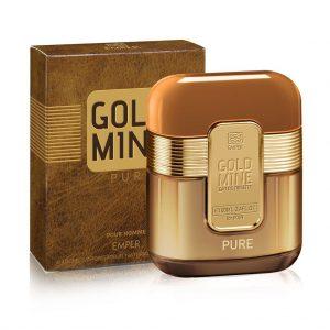 parfum arabesc Gold Mine Pure parfum barbatesc emper