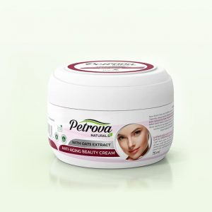 crema ingrijire fata anti aging petrova naturals