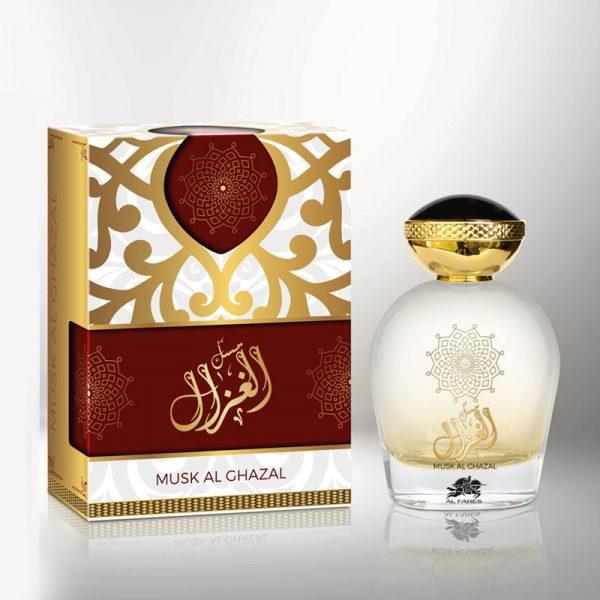 parfum arabesc musk al ghazal al fares