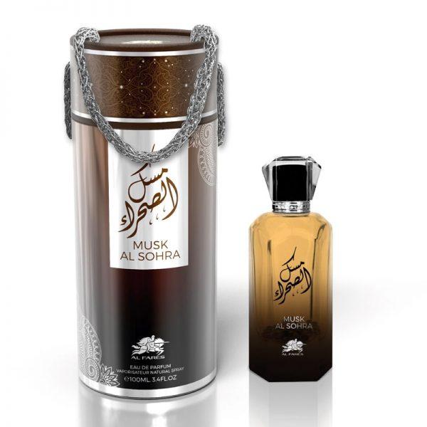 parfum arabesc musk al sohra