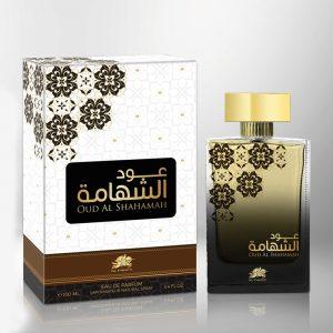 parfum arabesc oud al shahamah al fares