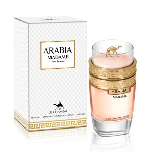 parfum dama atabia madame le chameau