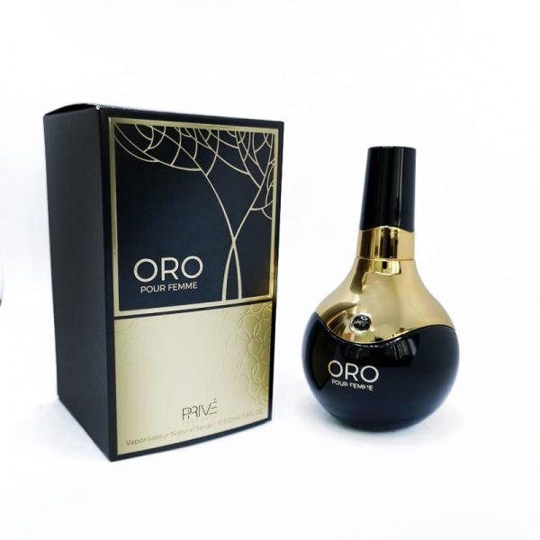 parfum dama oro prive emper