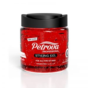 gel de par petrova professional extra strong red 800ml