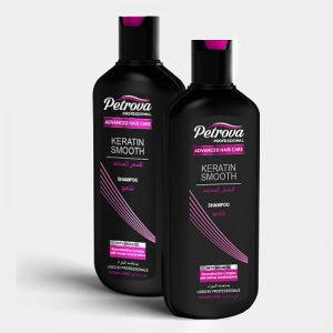 sampon keratin smooth petrova professional