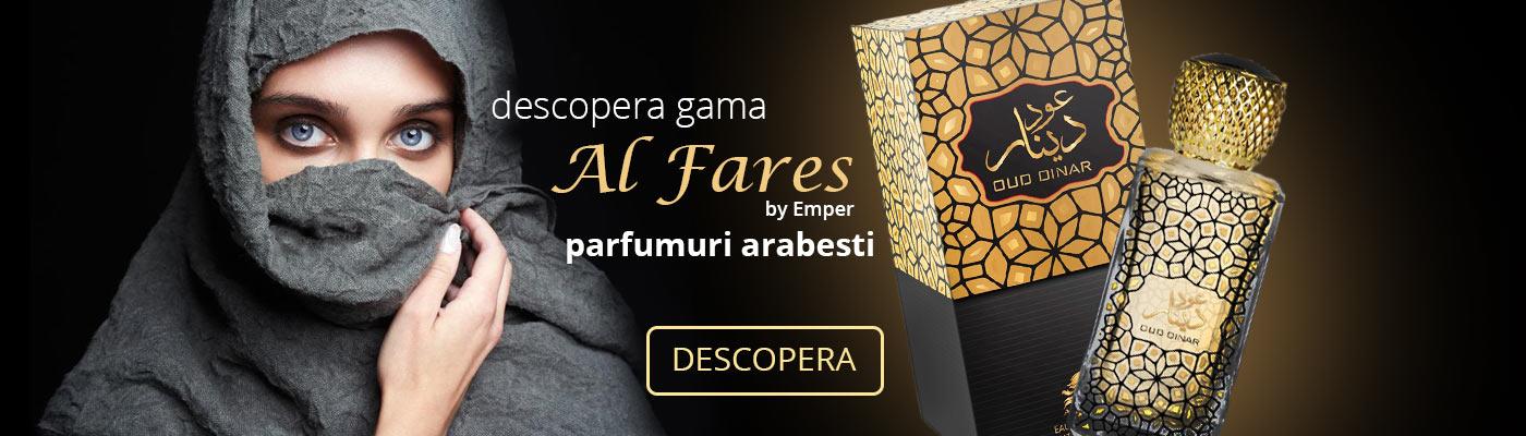 parfumuri arabesti al fares by emper