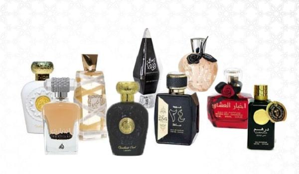 parfumul arăbesc este cea mai bună alegere