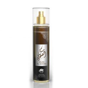 spray de corp musk al sohra body mist