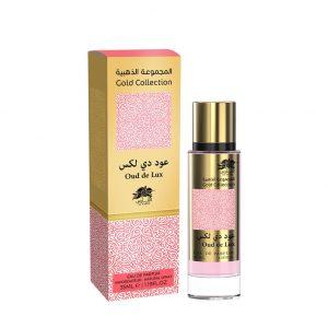 parfum arabesc oud de lux